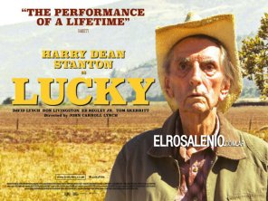 Vía ZOOM compartirán la película Lucky, del director John Carroll Lynch